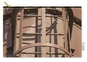 Enclosed Metal Fire Escape Carry-all Pouch