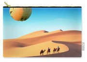 Encounter In The Gobi Carry-all Pouch