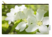 Encyclopedia Of Spring Image Apple Blossom  Carry-all Pouch