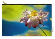 End Of Summer Lotus Carry-all Pouch