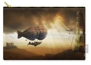 Endless Journey - Steampunk Incredible Adventure Carry-all Pouch