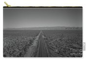 Endless Road Aerial Bw Carry-all Pouch