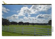 Endless Sky At The Farm Carry-all Pouch