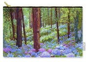 Endless Summer Blue Hydrangeas Carry-all Pouch