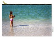 Endless Summer Carry-all Pouch by Evelina Kremsdorf