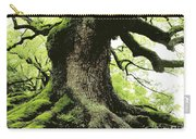 Endurance In Japan - Digital Art Carry-all Pouch