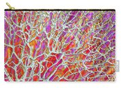 Energetic Abstract Carry-all Pouch