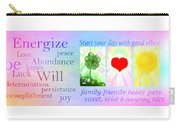 Energize Carry-all Pouch