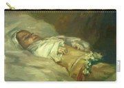 Enfant Mort Detail 1881 Carry-all Pouch