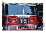 Engine 19 Carry-all Pouch