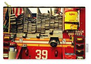 Engine 39 - New York City Fire Truck Carry-all Pouch