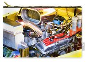 Engine Compartment 5 Carry-all Pouch
