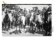England: Cowboys, C1900 Carry-all Pouch