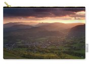 England, Cumbria, Lake District National Park Carry-all Pouch