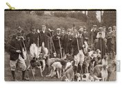 England: Hunters, C1905 Carry-all Pouch