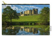 England, Northumberland, Alnwick Castle Carry-all Pouch