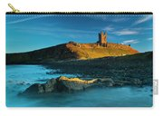 England, Northumberland, Dunstanburgh Castle Carry-all Pouch