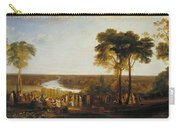 England Richmond Hill On The Prince Regent's Birthday Carry-all Pouch