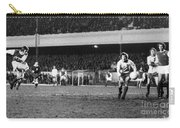 England: Soccer Game, 1972 Carry-all Pouch by Granger