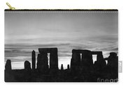 England: Stonehenge Carry-all Pouch