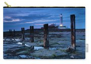 England, Tyne And Wear, St Marys Lighthouse Carry-all Pouch