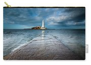 England, Tyne And Wear, Whitley Bay  Carry-all Pouch