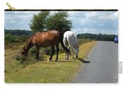 England - Wild Horses Carry-all Pouch
