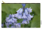 English Bluebell Carry-all Pouch