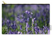 English Bluebells In Bloom Carry-all Pouch