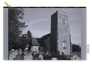 English Churchyard Carry-all Pouch