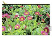 English Daisies In Rancho Santa Fe Carry-all Pouch