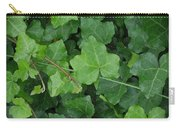 English Ivy Carry-all Pouch
