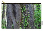 English Ivy Elder Carry-all Pouch