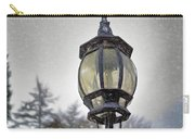 English Victorian Style Park Lamp Carry-all Pouch