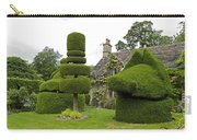 English Yew Topiary Carry-all Pouch