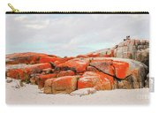 Enjoying The Moment Bay Of Fires Carry-all Pouch