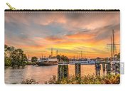 Enkhuizen Sunset Carry-all Pouch