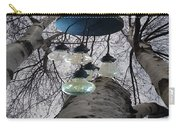 Enlightened Birch Trees Carry-all Pouch