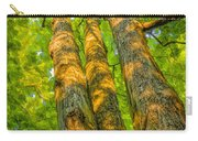 Enlightened Trees Carry-all Pouch