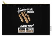 Enlist Now - United States Coast Guard Carry-all Pouch