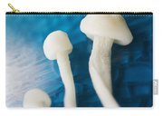 Enokitake Mushrooms Carry-all Pouch