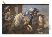Enrichetta Adelaide Di Savoia E Ferdinando Di Baviera Carry-all Pouch