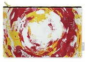 Enso Of Poppy Carry-all Pouch