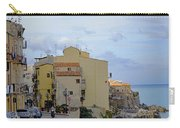 Entering Cefalu In Sicily Carry-all Pouch