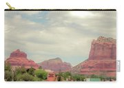 Entering Sedona Carry-all Pouch
