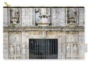 Entrance Facade In Landmark Cathedral Of Santiago De Compostela  Carry-all Pouch