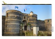 Entrance Gate Of Angers Castle Carry-all Pouch