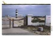 Entrance Of A Lighthouse, Cape Recife Carry-all Pouch