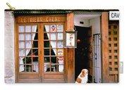 Entrance Paris France Carry-all Pouch