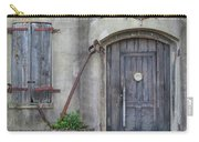 Entrance To An Old Chandlery Carry-all Pouch